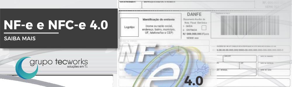 Atualização NF-e NFC-e 4.0
