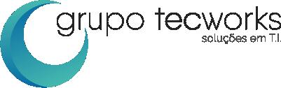 Logo TecWorks Soluções em T.I.